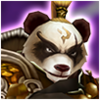 Feng Yan (Wind Panda Warrior)